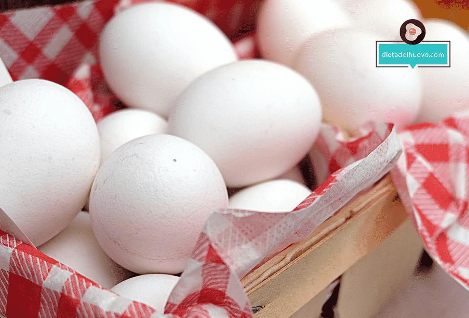 5 beneficios de consumir huevos
