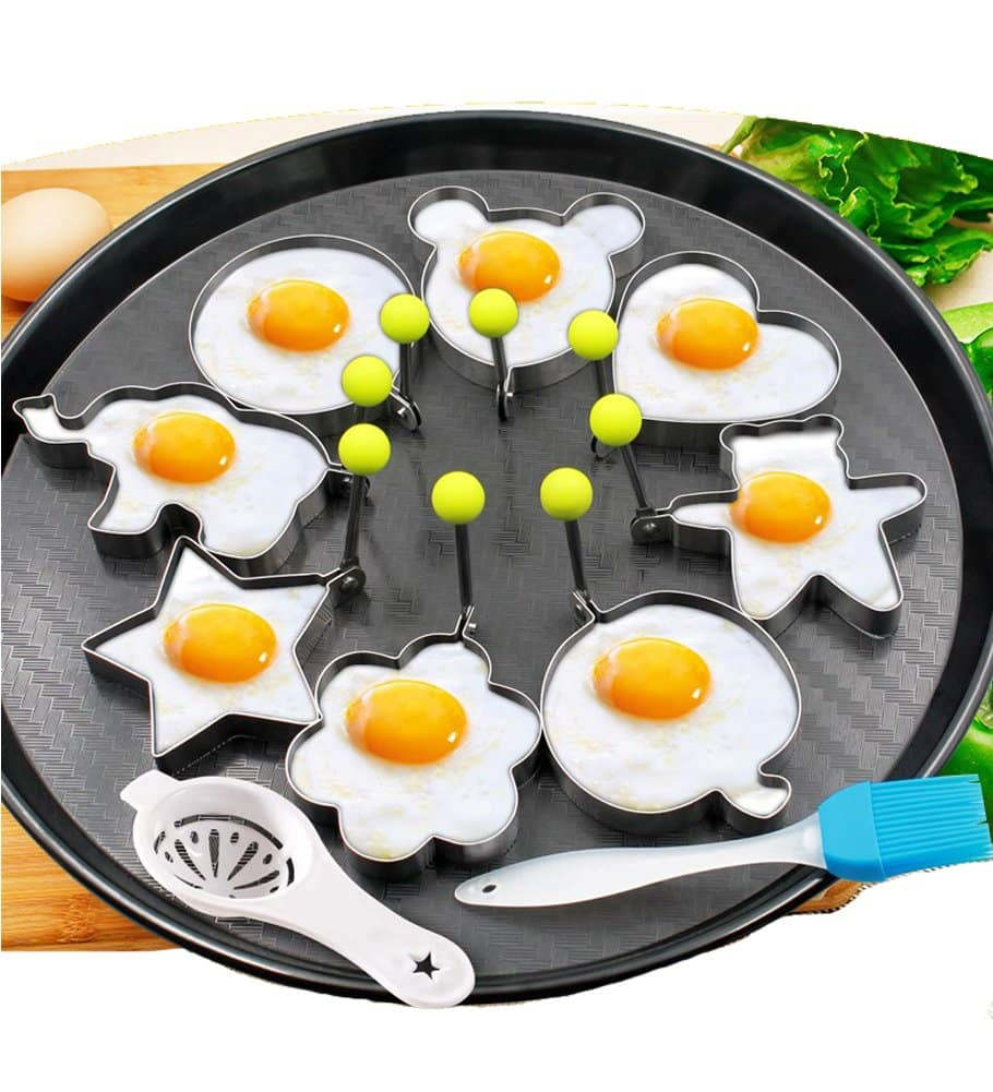 moldes para huevos