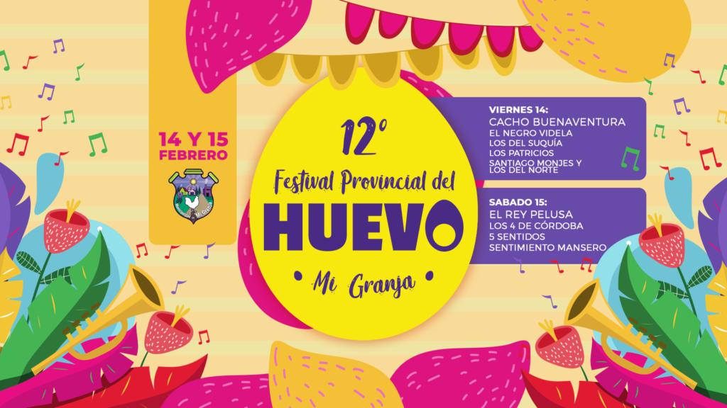 festival provincial del huevo