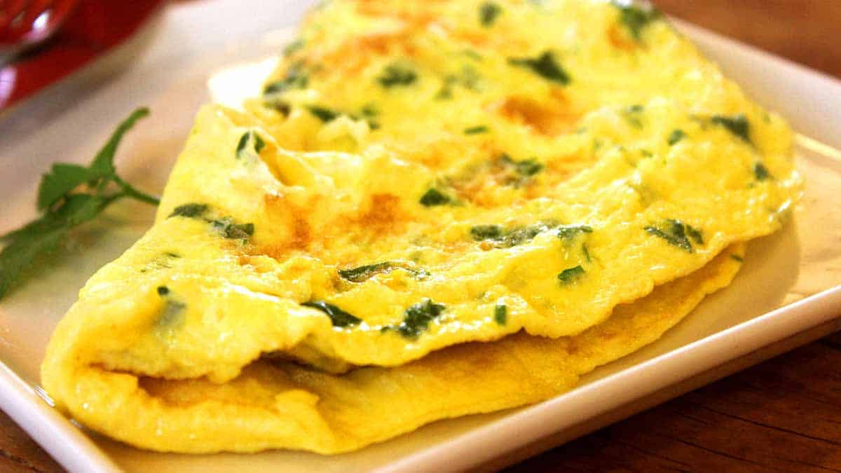 huevos con queso