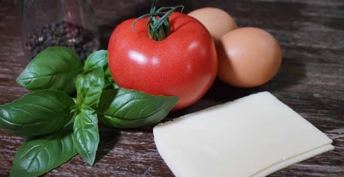 huevo para el control de peso