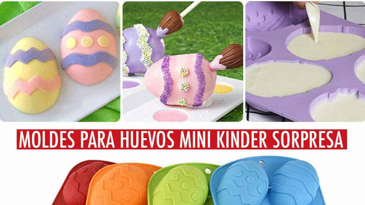 huevos mini kinder