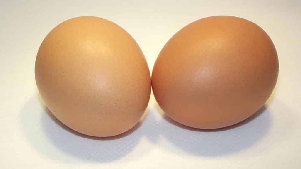 huevos frescos para lograr un huevo frito perfecto