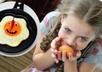 importancia del huevo en los niños
