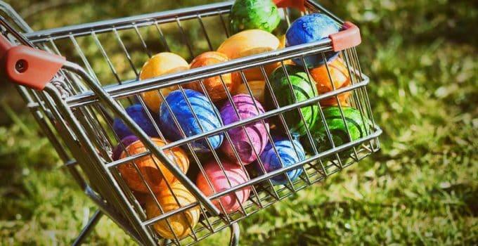 huevos arcoiris
