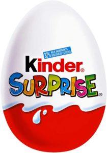 kinder sorpresa 2020