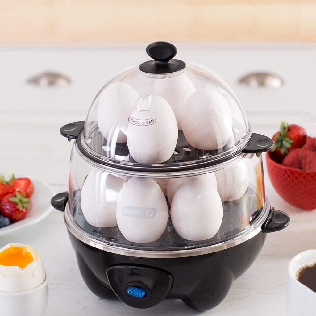 cocedor de huevos electrico