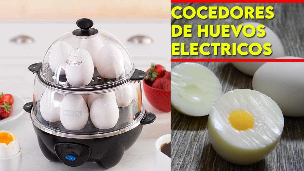 cocedores de huevo electrico