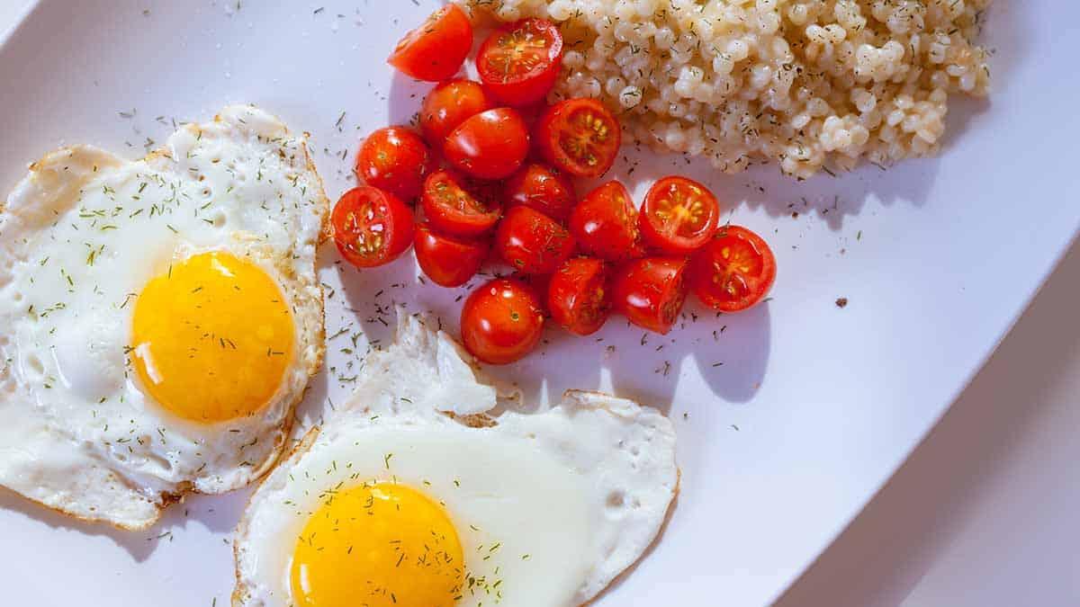 4 formas de comer huevo