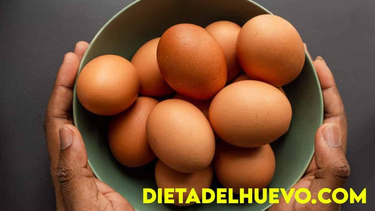 huevos en invierno