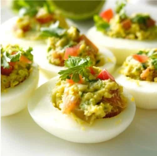 recetas de huevos para quemar grasa