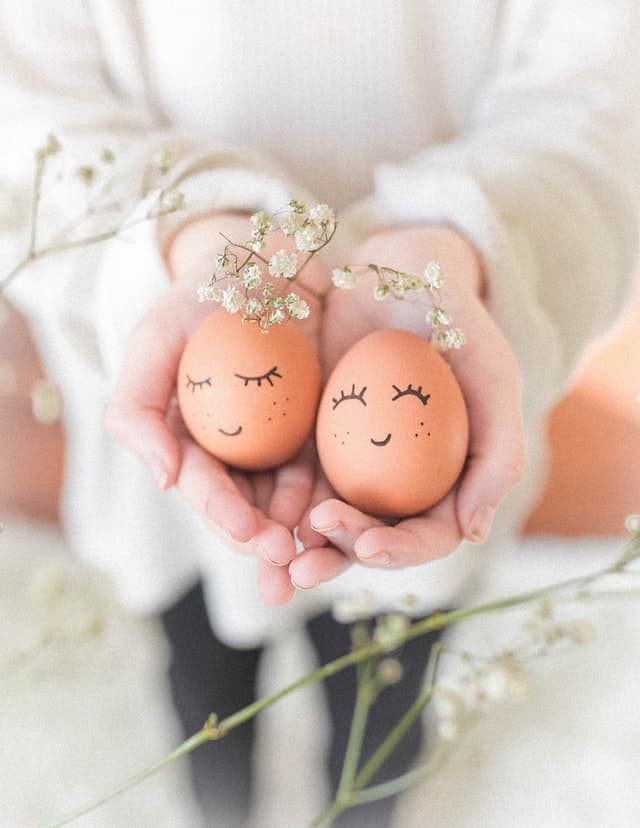 huevos de la granja herbruck