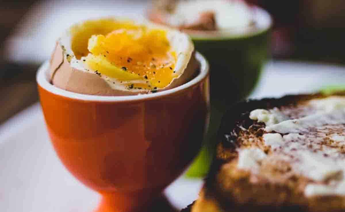 huevos hervidos a la perfección