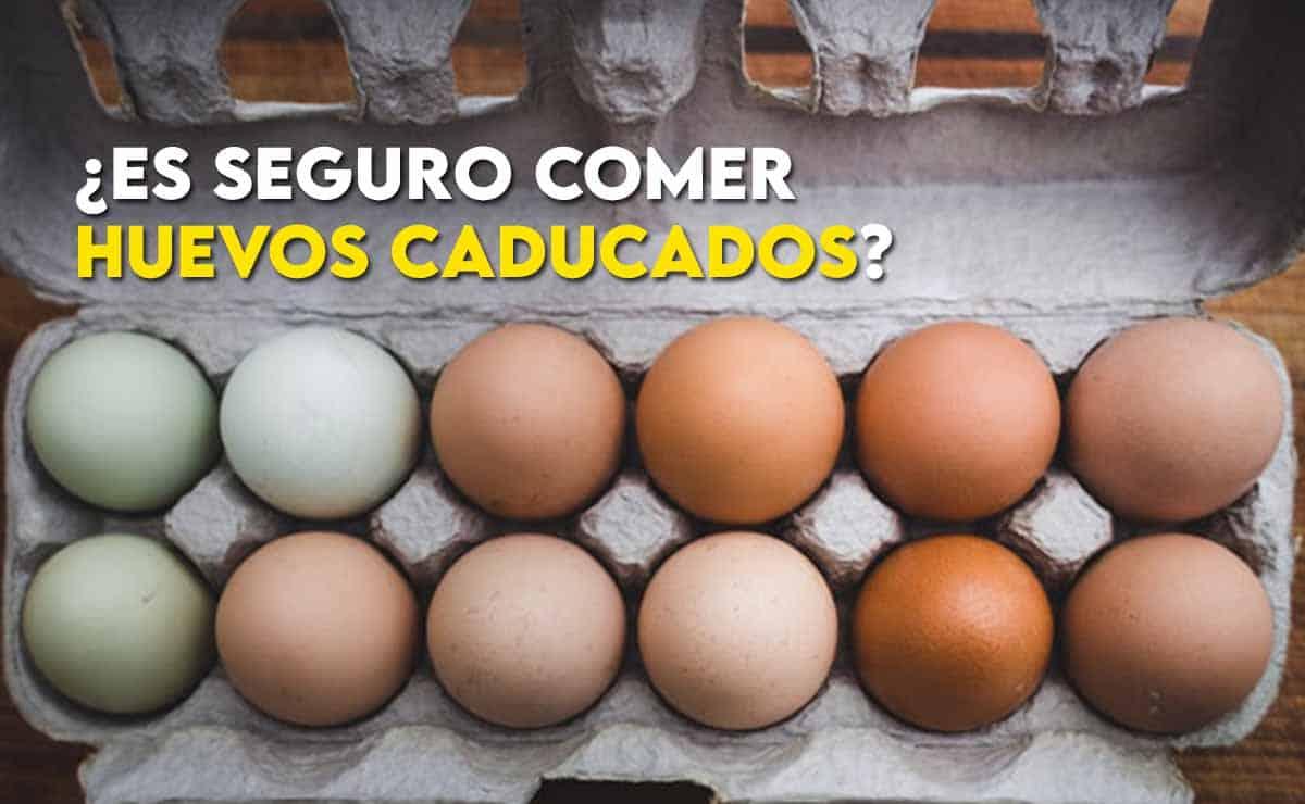 Fecha de vencimiento de los huevos